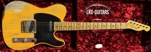 Fender CS Tele Todd Krause MB 101