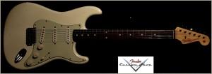 Fender Custom Shop 1960 Stratocaster Olympic White R74436 016