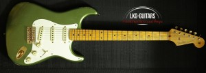 Fender MD Krause Strat 523417 016