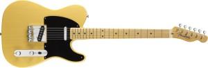 Fender American Vintage 1952 Telecaster Butterscotch Blonde