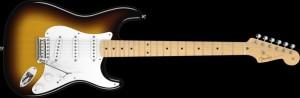 Fender American Vintage 1956 Stratocaster, 2-Color Sunburst