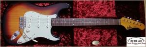 Luk Custom Guitars die klassiche 3-Tone Sunburst 002