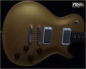 Paul Reed Smith PRS Single Cut Stripped 58 Gold Burst 002