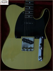 Haar Custom T-Modell BS 019