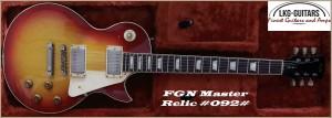 FGN Master Relic HCS  #092# 008