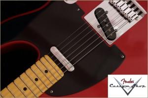 Fender CS CC-Tele Dakota Red 010