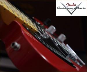Fender CS CC-Tele Dakota Red 013