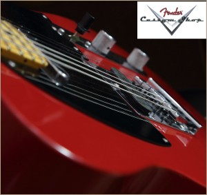 Fender CS CC-Tele Dakota Red 014