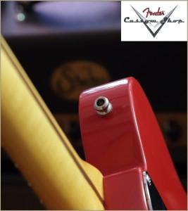 Fender CS CC-Tele Dakota Red 020