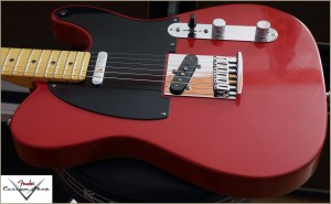Fender CS CC-Tele Dakota Red 021