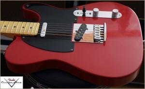 Fender CS CC-Tele Dakota Red 021