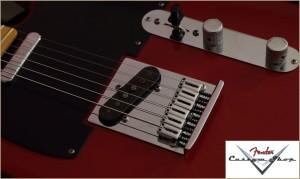 Fender CS CC-Tele Dakota Red 027