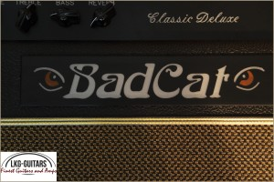 BAD CAT Classic Deluxe  001