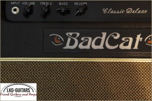 BAD CAT Classic Deluxe  009