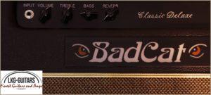 BAD CAT Classic Deluxe  011