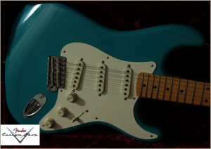 Fender Custom Shop Stratocaster Duo Tone Taos 001