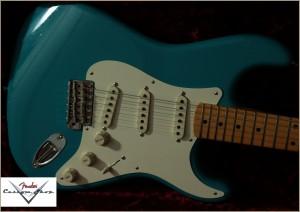 Fender Custom Shop Stratocaster Duo Tone Taos 001