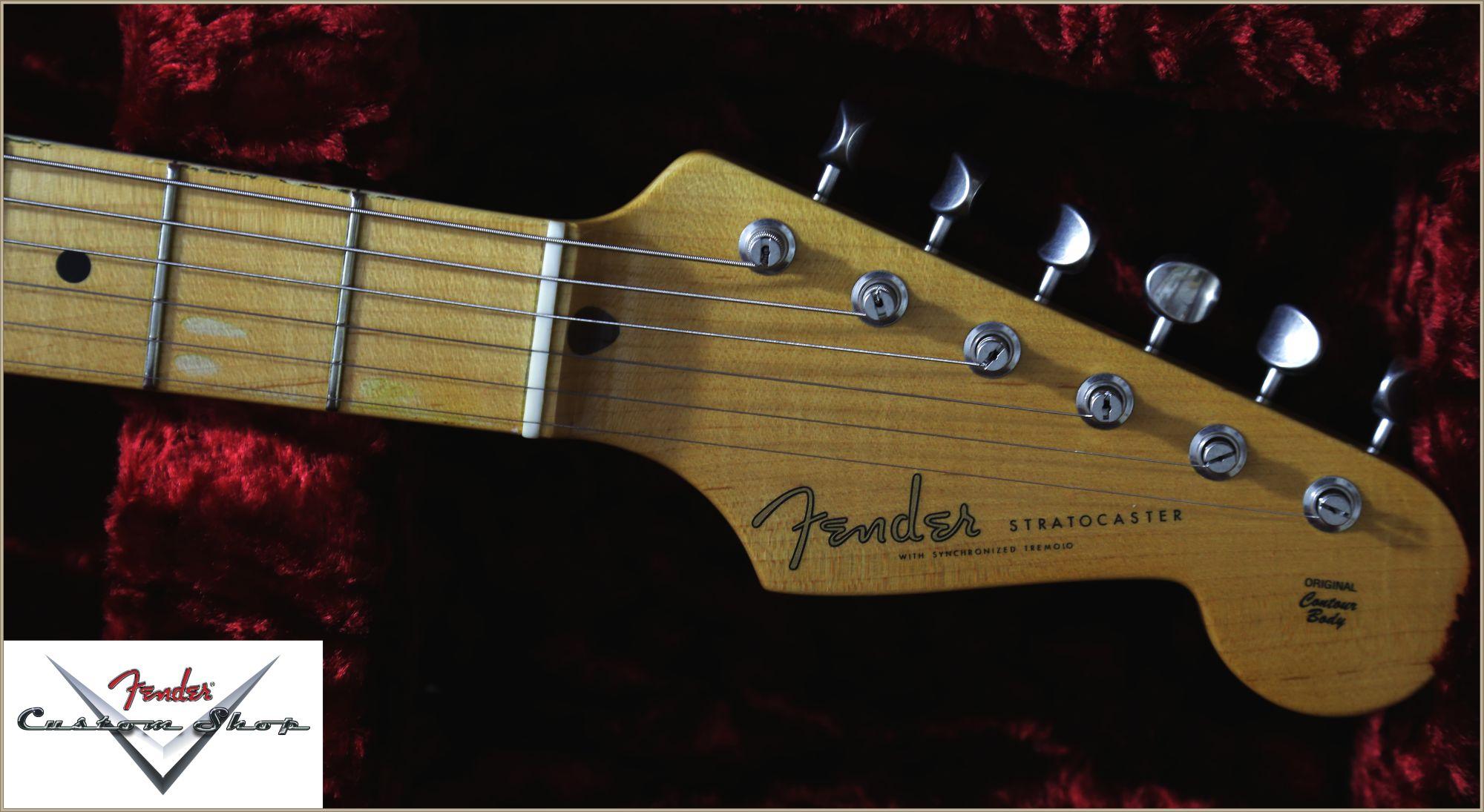 Fein Wie Man Einen Fender Stratocaster Verkabelt Galerie ...