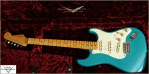 Fender Custom Shop Stratocaster Duo Tone Taos 006
