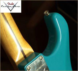 Fender Custom Shop Stratocaster Duo Tone Taos 008