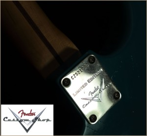 Fender Custom Shop Stratocaster Duo Tone Taos 009