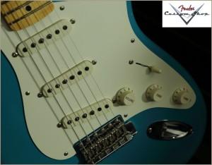 Fender Custom Shop Stratocaster Duo Tone Taos 012