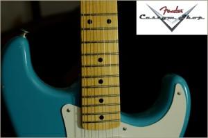Fender Custom Shop Stratocaster Duo Tone Taos 013