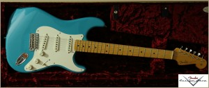 Fender Custom Shop Stratocaster Duo Tone Taos 014