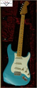 Fender Custom Shop Stratocaster Duo Tone Taos 015