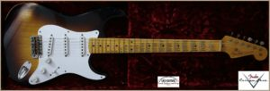 Fender Custom Shop Strotcaster -60th-Anniversary LKG-Guitars 003