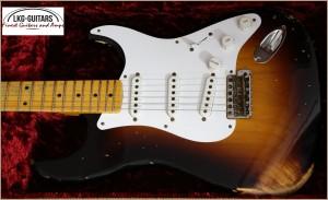 Fender Customshop 1954e Heavy Relic Anyversary  #1559#  004