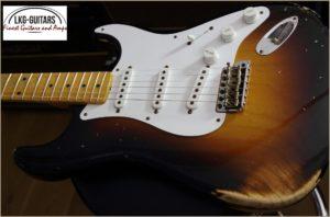 Fender Customshop 1954e Heavy Relic Anyversary  #1559#  009