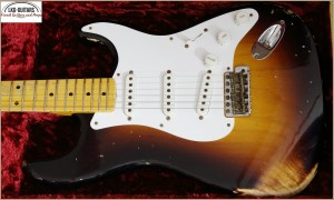 Fender Customshop 1954e Heavy Relic Anyversary  #1559#  012