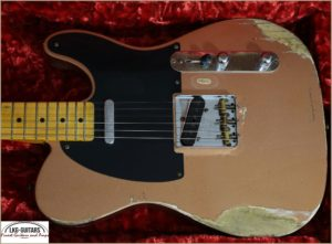 Fender CS HR 52 er Tele Copper 001