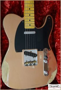 Fender CS HR 52 er Tele Copper 002