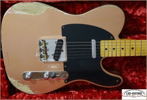 Fender CS HR 52 er Tele Copper 003