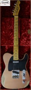 Fender CS HR 52 er Tele Copper 007