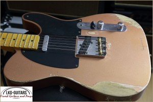 Fender CS HR 52 er Tele Copper 018