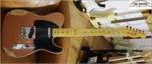Fender CS HR 52 er Tele Copper 022