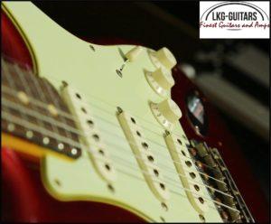 Fender CS 1959 Strat DR 024