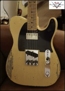 Fender CS Tele 1953 NCB 001