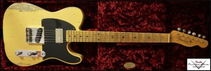 Fender CS Tele 1953 NCB 008