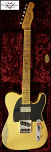 Fender CS Tele 1953 NCB 009