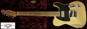 Fender CS Tele 1953 NCB 010