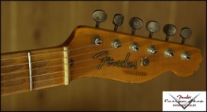 Fender CS Tele 1953 NCB 016