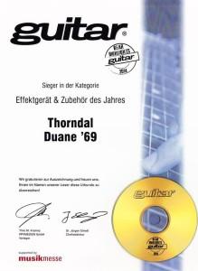 Gitarre Testsieger