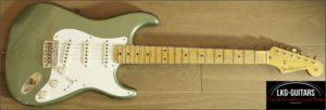 Fender CS MD 60 ziger Strat 019