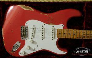 Fender CS 1954 Strat-HRDR 003