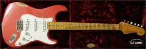 Fender CS 1954 Strat-HRDR 005