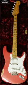 Fender CS 1954 Strat-HRDR 006